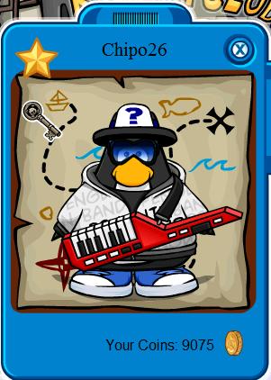 Mi Nuevo Pinguino
